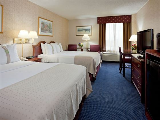 Double Executive guestroom