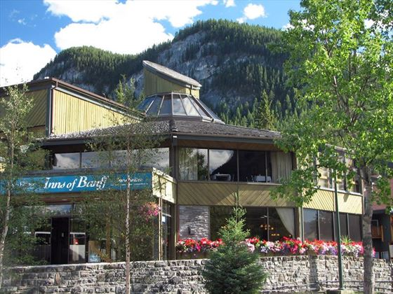 Inns Of Banff Japanese Restaurant