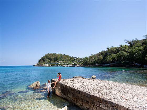 Jamaica, beach
