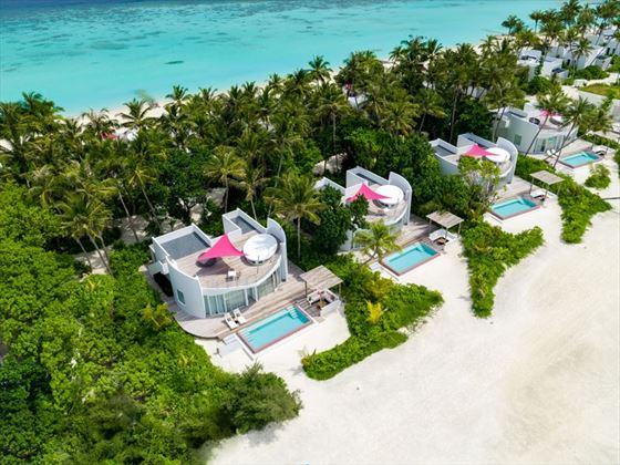 LUX North Male Atol - Beach Villa