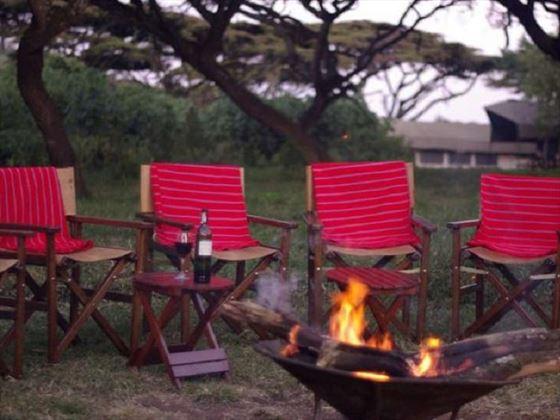 Lemala Ngorongoro Camp Fire