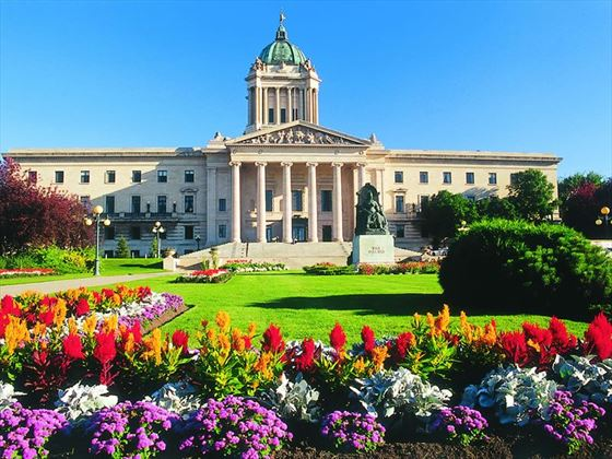 Legislative Building, Manitoba