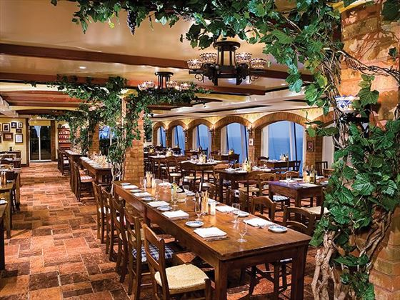 Norwegian Gem, La Cucina Restaurant