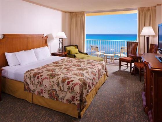 Oceanfront King Guestroom
