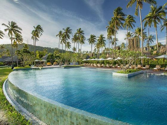 Phi Phi Island Resort Pool