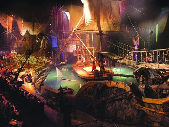 Pirates Dinner Adventure, Orlando