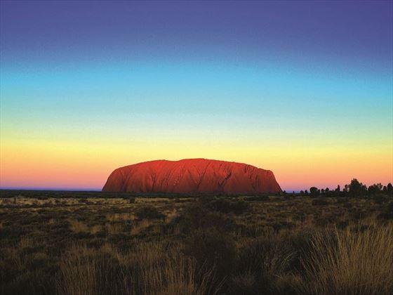 Red Centre Uluru