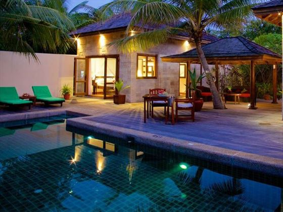 Kuredu Sultan Pool Villa