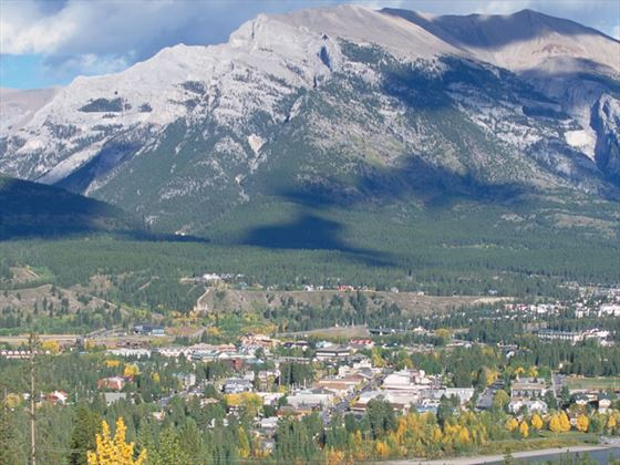 Townsite, Canmore
