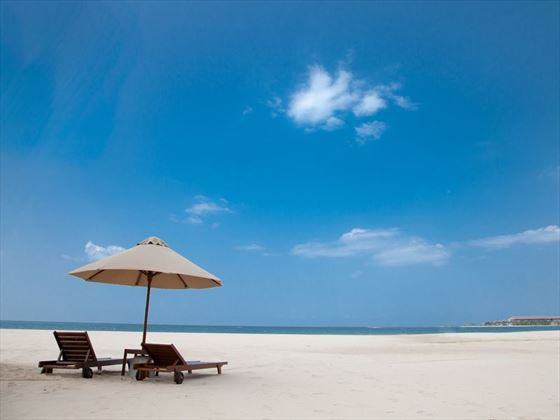 Passikudah Beach, ideal for honeymooners