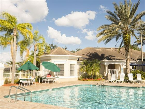 Example of Windsor Palms Home - Communal Pool
