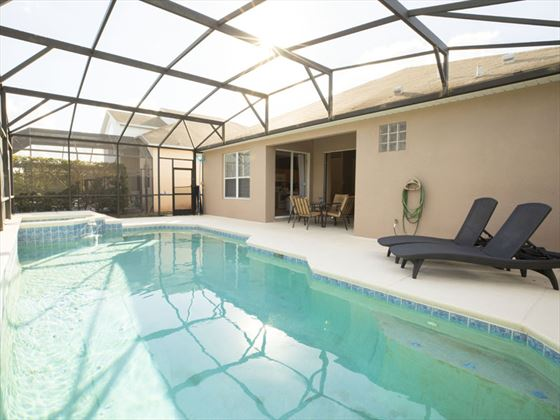 Example of Windsor Palms Home - Private Pool