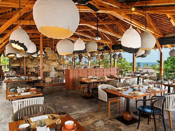 Upendo restaurant at Zuri Zanzibar