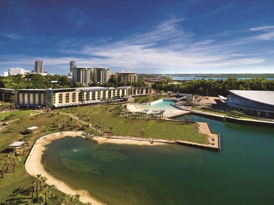 Adina Apartment Darwin Waterfront Exterior