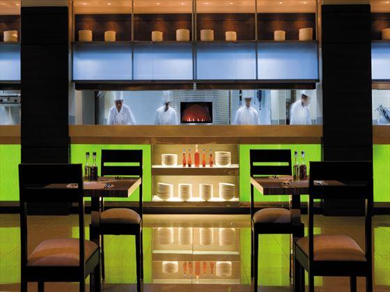 Afya buffet restaurant at Traders Hotel