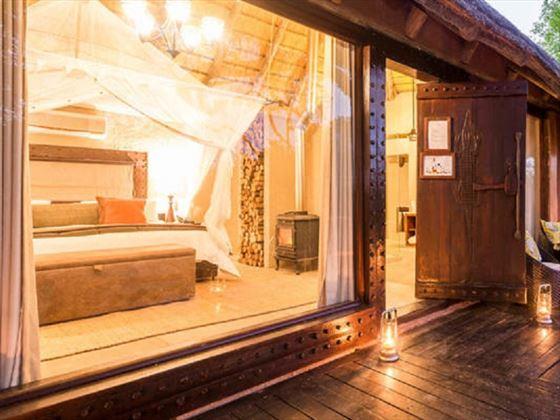 Room at aha Makalali River Lodge