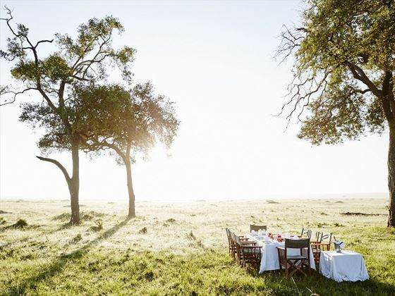 Dining game drive