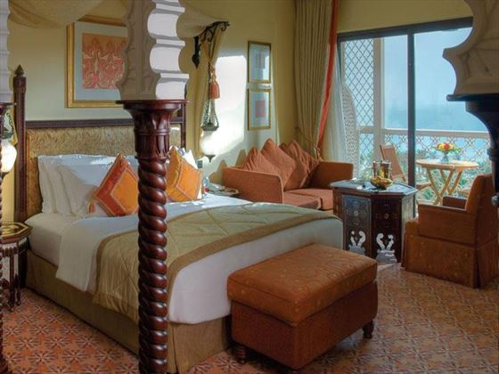 Al Qasr Ocean Deluxe Room at Madinat Jumeirah