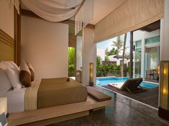 Aleenta Phuket - Phang Nga Resort and Spa Pool Villa bedroom
