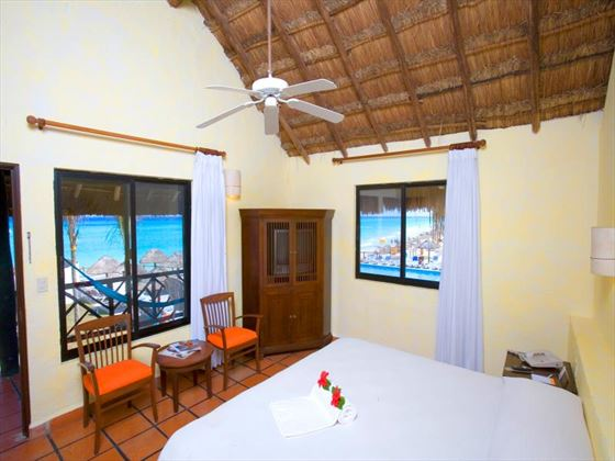 Allegro Playacar Premium Oceanview Room