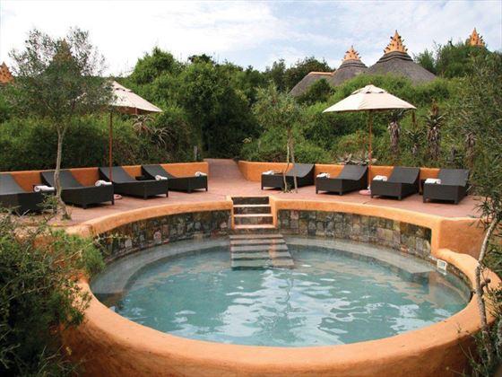 Amakhala Safari Lodge pool