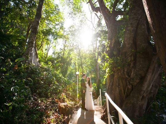 Beautiful weddings at Amari Phuket