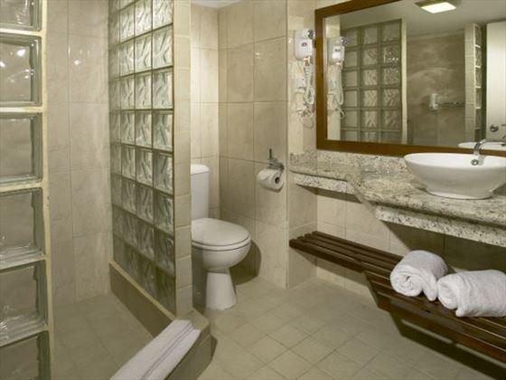 Amsterdam Manor Beach Resort Standard Studio bathroom