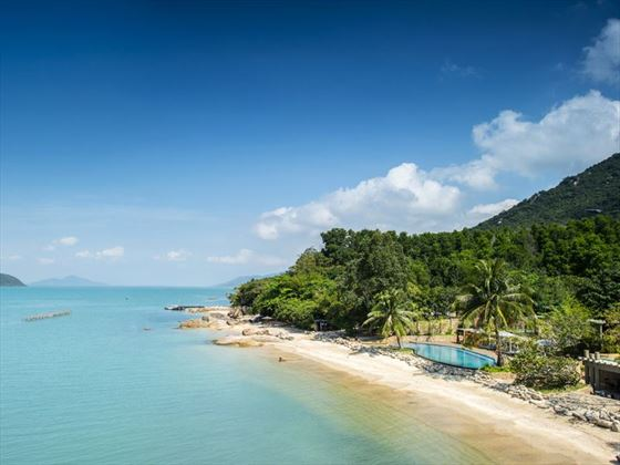An Lam Retreats Ninh Van Bay - Beach