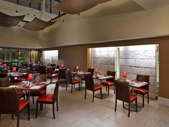 Aqua Restaurant at Melia Nassau Beach