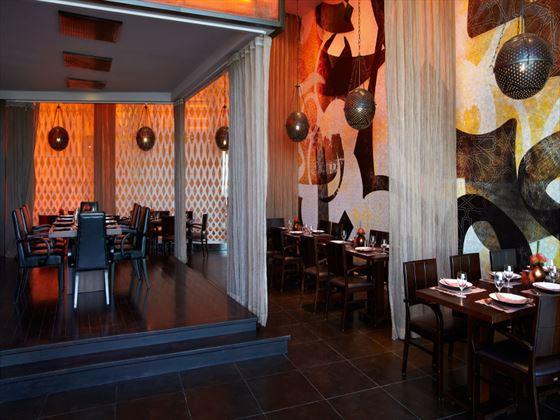 Atayeb restaurant at Viceroy Abu Dhabi