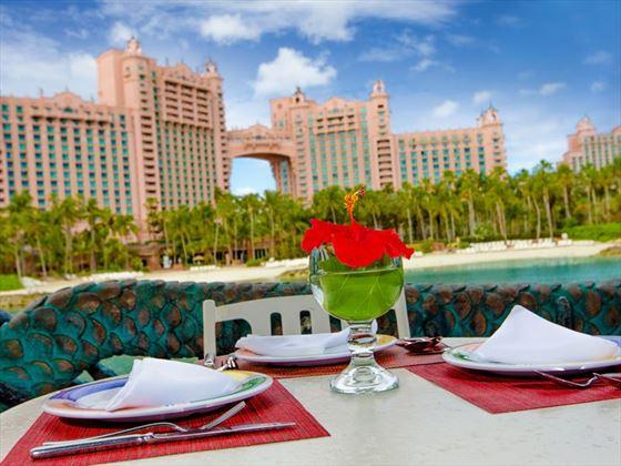Atlantis Paradise Island, Lagoon Grill & Bar
