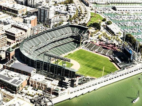 AT&T Stadium, San Francisco