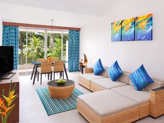Avani Seychelles Beachfront suite