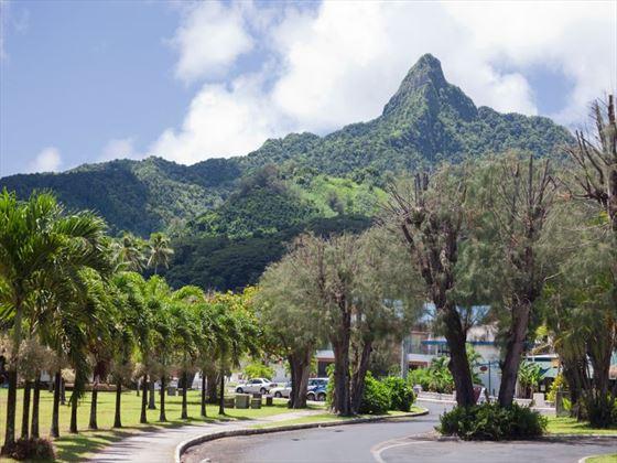 Avarua in Rarotonga