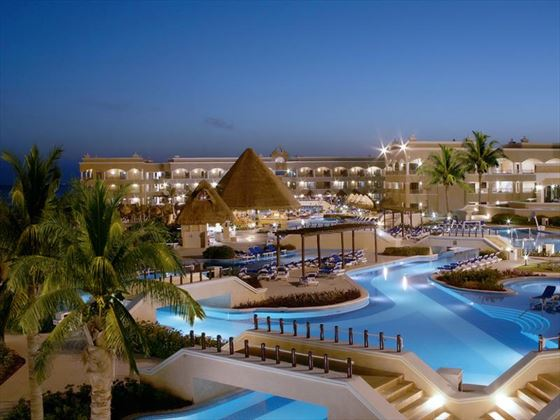 Aventura Spa Palace Riviera Maya Book Now With Tropical Sky