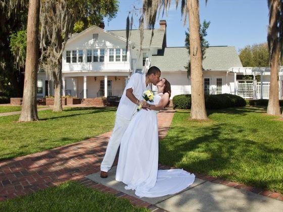 Wedding at Cypress Grove