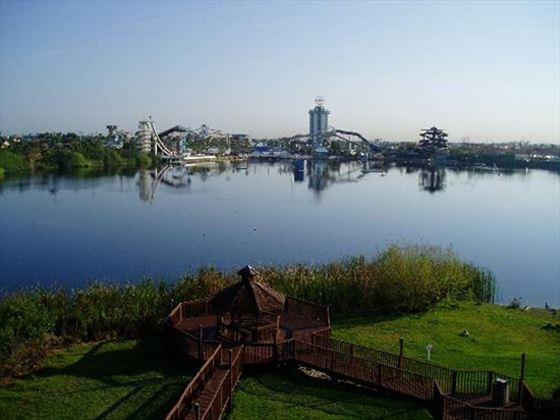 Enclave Suites International Drive Orlando American Sky