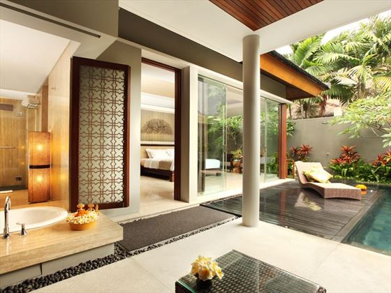 Pool Villas at Bali Mandira