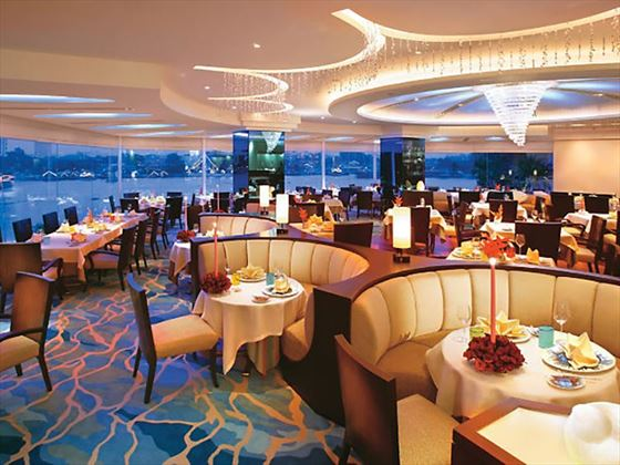 Lord Jims Restaurant, Mandarin Oriental, Bangkok