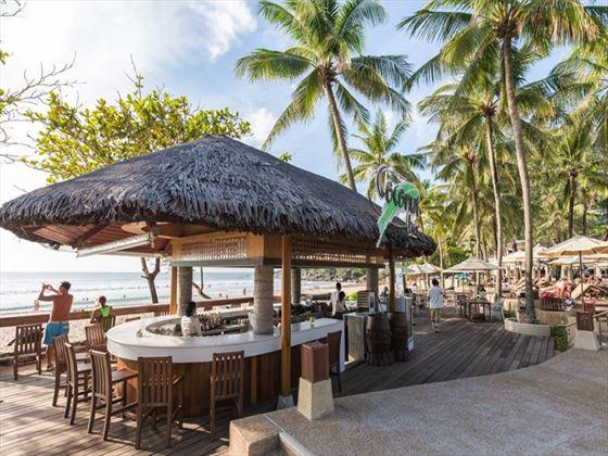 Beach Club Bar at Katathani Phuket Beach Resort
