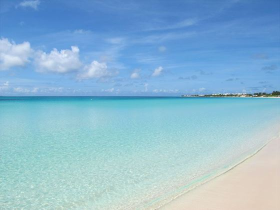Beautiful beaches in Anguilla