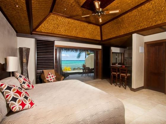 Beachfront Villa Suite at Te Manava Luxury Villas & Spa