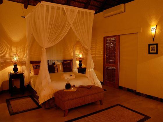 Bedroom at Jackalberry Lodge