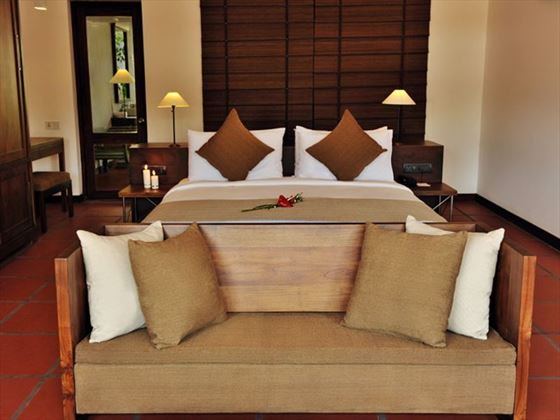 Bedroom at Jetwing Lagoon Negombo