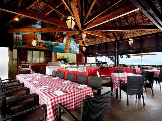 Parrot restaurant