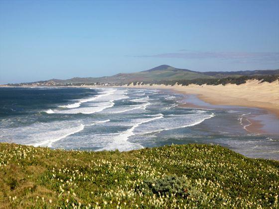 Boknes Beach, Eastern Cape