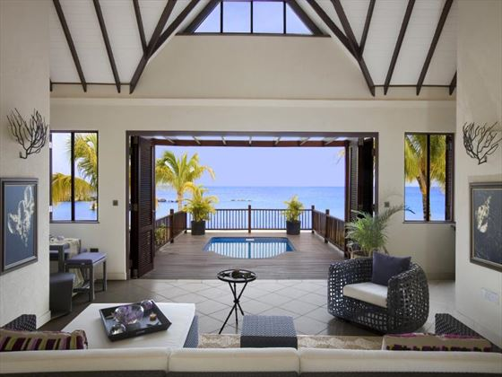 Buccament Bay Resort One-bedroom Villa ocean views