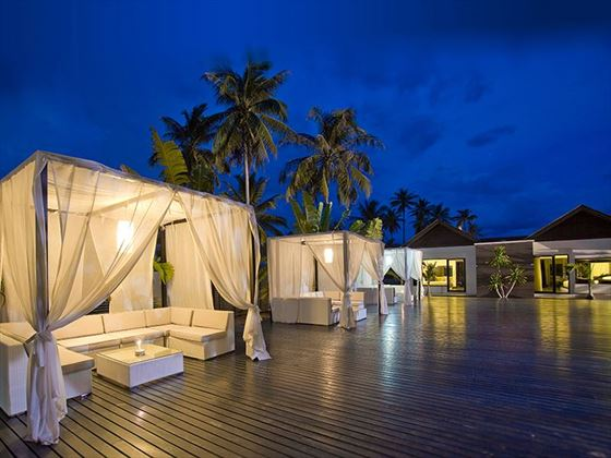 Cabanas at Aava Resort & Spa