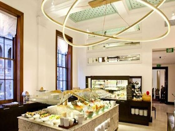 Cafe Opera buffet at Intercontinental Sydney