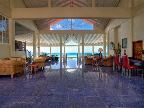 Calabash Cove lobby